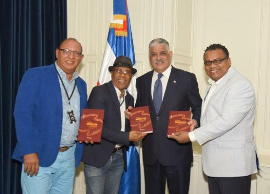 Visita de cortesía al Excelentísimo Canciller Miguel Vargas