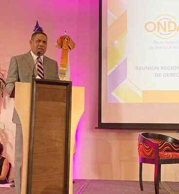 Reunión Regional OMPI – ONDA en la República Dominicana.