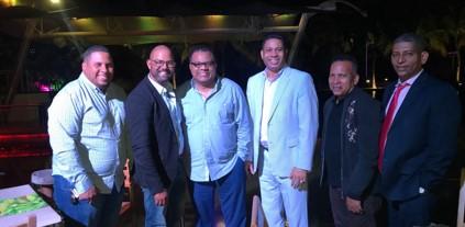 Encuentro con las nuevas autoridades de la Sociedad Dominicana de Autores, Compositores y Editores Dominicanos (SGACEDOM), la Oficina Nacional de Derecho de Autor (ONDA) y la Sociedad Dominicana de Artistas Intérpretes y Ejecutantes (SODAIE).